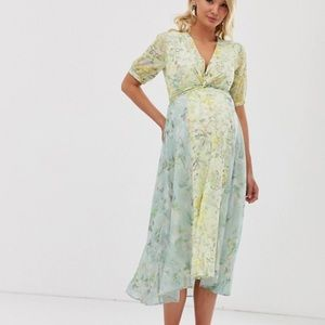 Hope and Ivy Maternity Dress